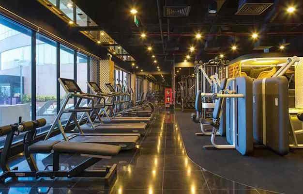 giá tập gym california 2