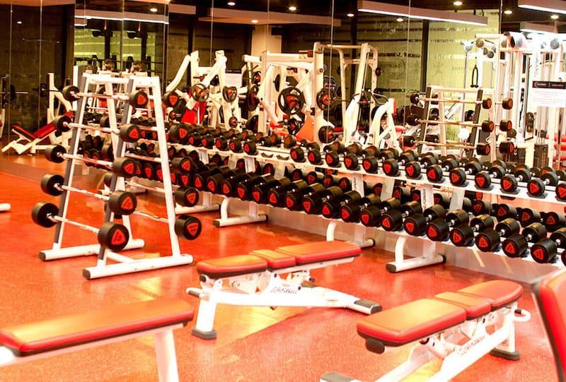 giá tập gym california 3