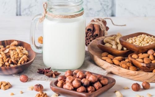 cách làm sữa hạt 0