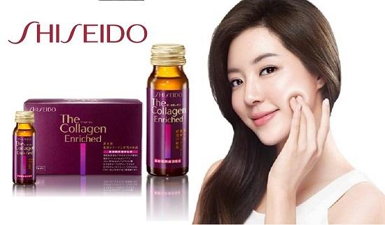 collagen shiseido dạng nước 1