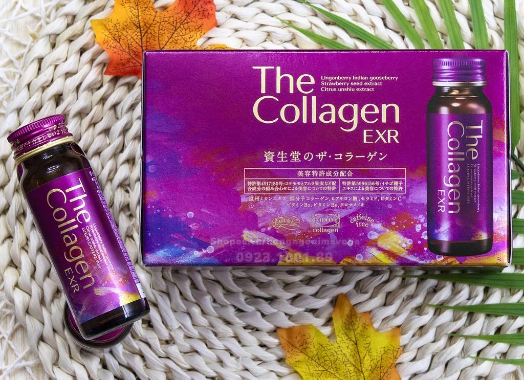 collagen shiseido dạng nước 3