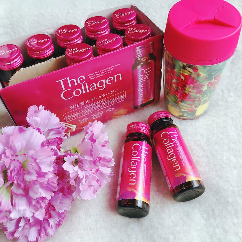 collagen shiseido dạng nước 5