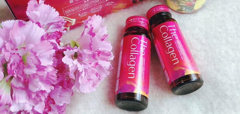collagen shiseido dạng nước review 0