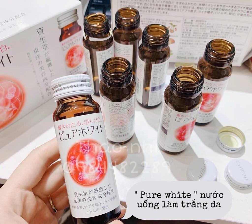 collagen shiseido dạng nước review 4