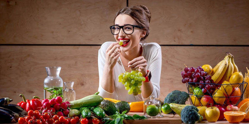 thực phẩm giàu collagen 6